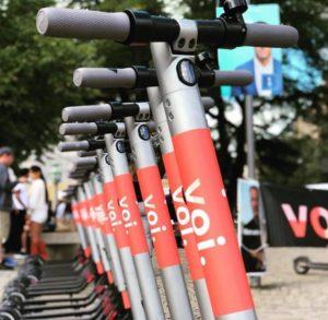 elsparkcykel escooter stockholm